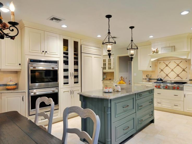 country kitchen designs layouts photo - 6