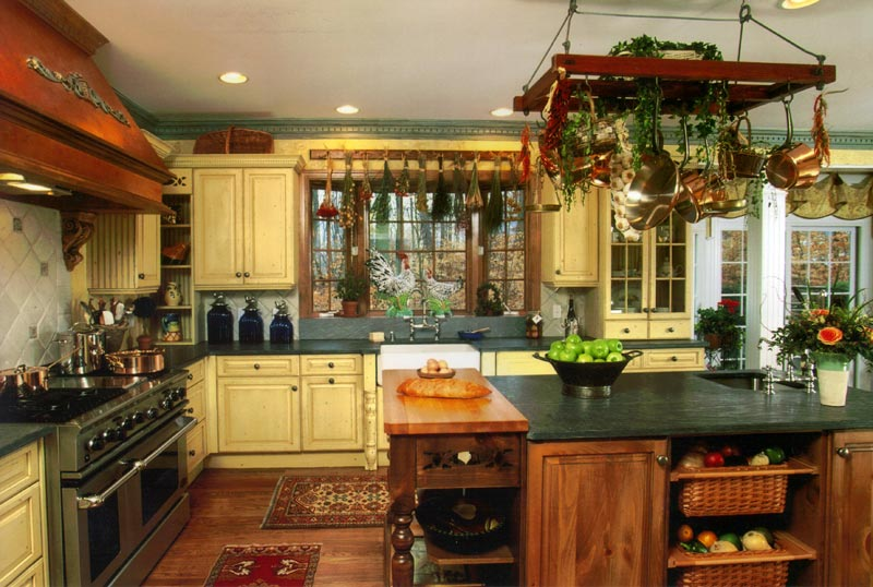 country kitchen designs photo gallery photo - 1