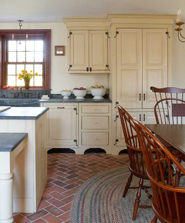 Country kitchen flooring pictures | Hawk Haven