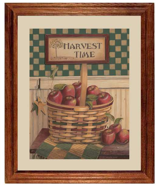 country kitchen framed pictures photo - 10