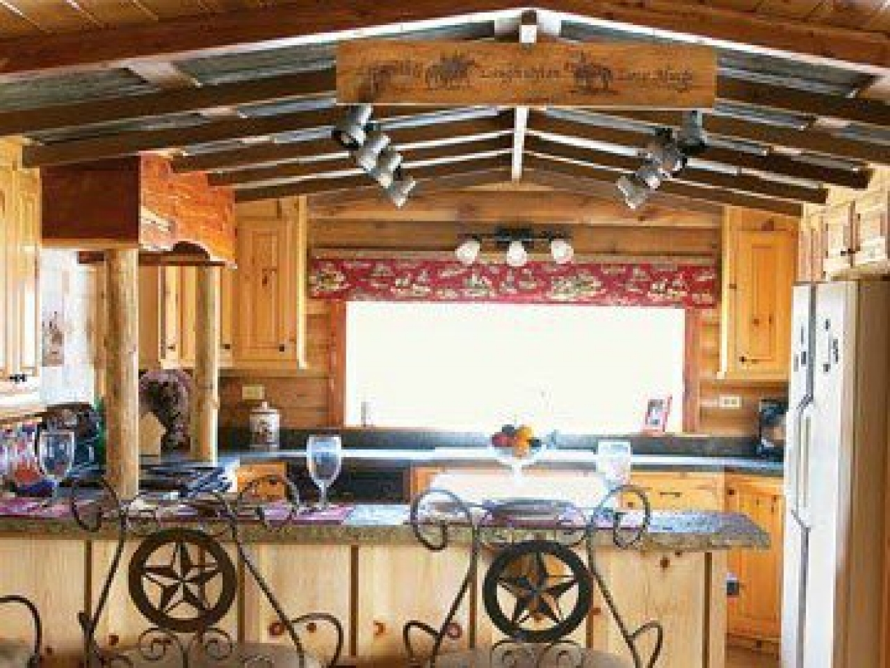 country western kitchen designs photo - 8