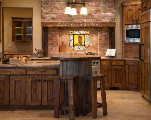 country western kitchen designs photo - 9