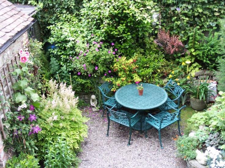 courtyard garden design ideas photo - 2