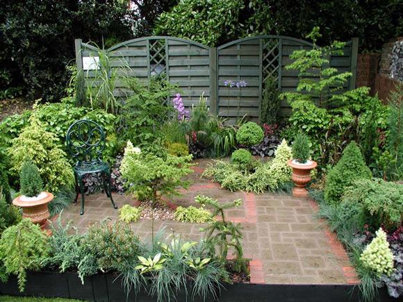 courtyard garden design ideas photo - 3