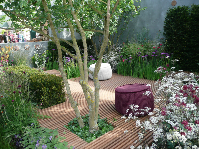 courtyard garden design ideas photo - 4