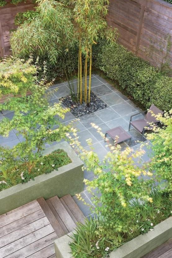 courtyard garden design ideas photo - 5