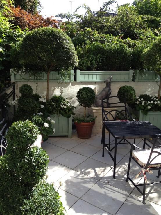 courtyard garden design ideas photo - 6