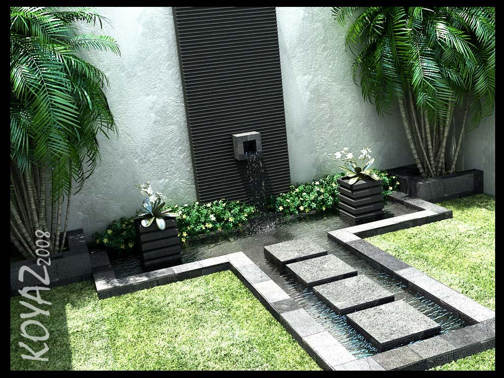 courtyard garden design ideas photo - 9