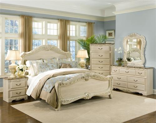 cream bedroom furniture ideas photo - 2