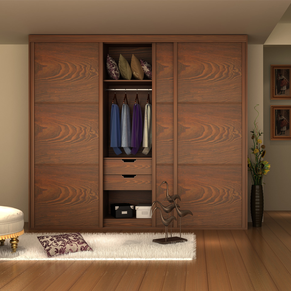cupboard designs for bedrooms photo - 6