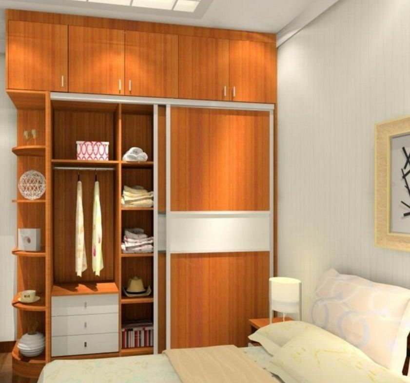 cupboard designs for bedrooms photo - 9