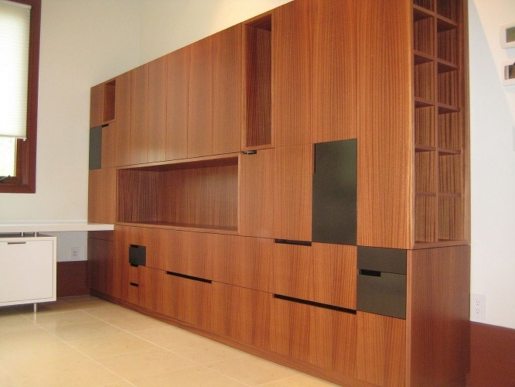 cupboard designs for office photo - 1