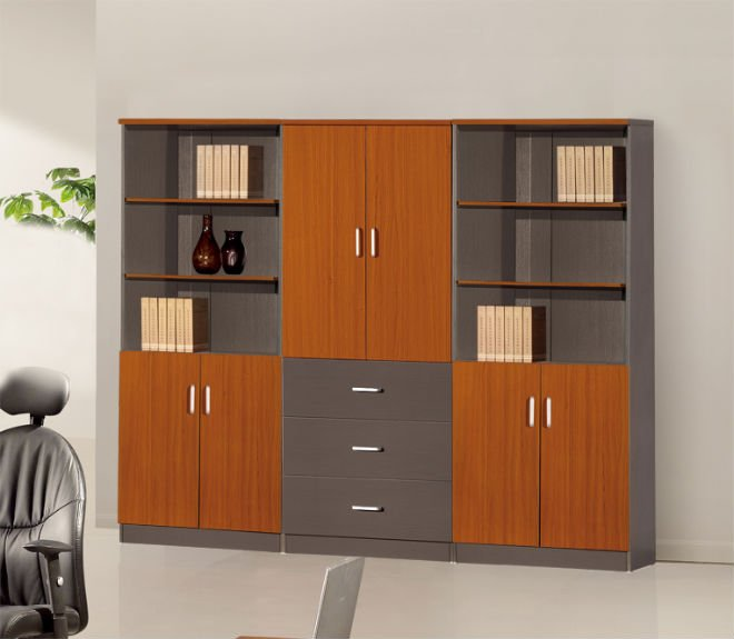 cupboard designs for office photo - 3
