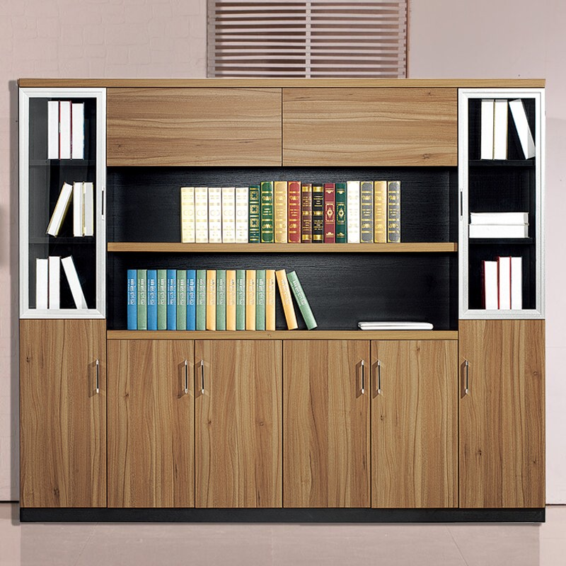 cupboard designs for office photo - 7