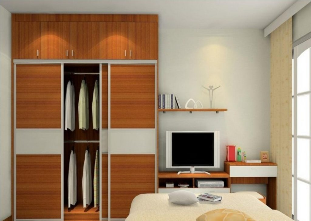 cupboard designs for small rooms photo - 10