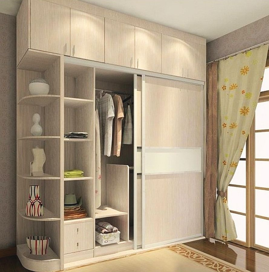 cupboard designs for small rooms photo - 6