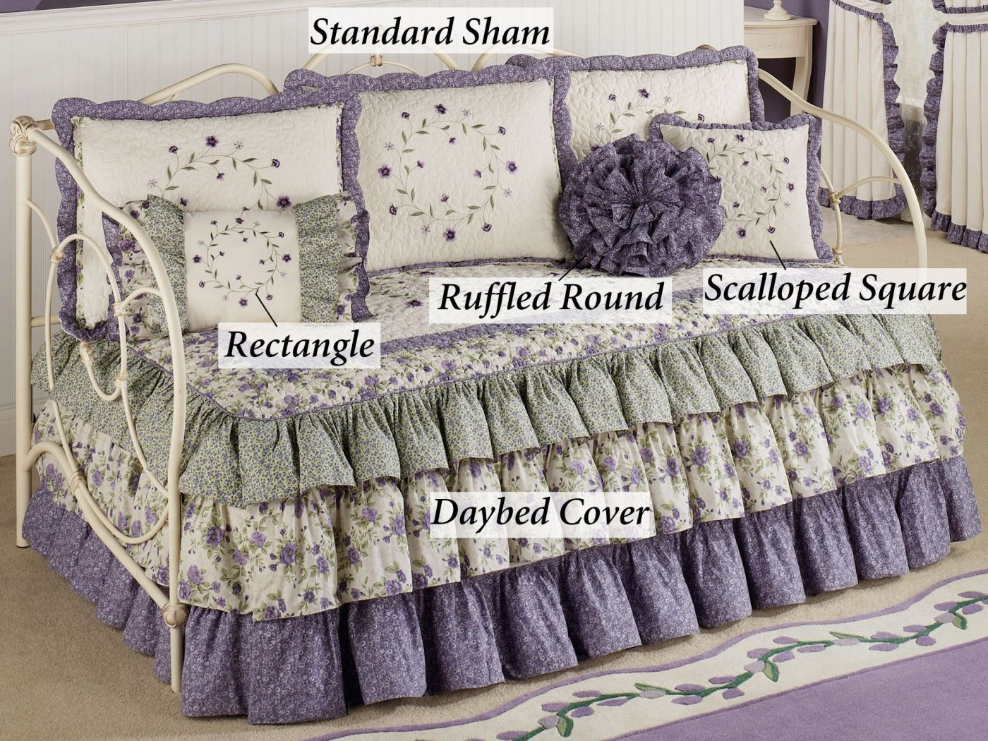 custom daybed bedding sets photo - 9