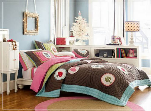 cute bedroom furniture for girls photo - 1
