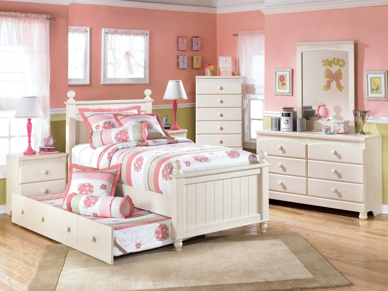 cute bedroom furniture for girls photo - 10