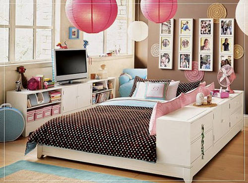 cute bedroom furniture for girls photo - 2