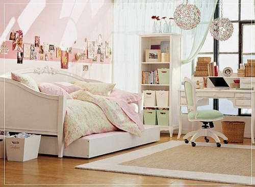 cute bedroom furniture for girls photo - 4