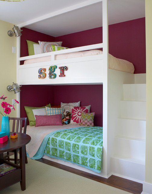 cute bunk beds photo - 5