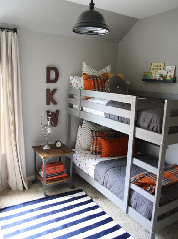 Childrens Room Ideas Bunk Beds cute bunk beds for boys   hawk haven