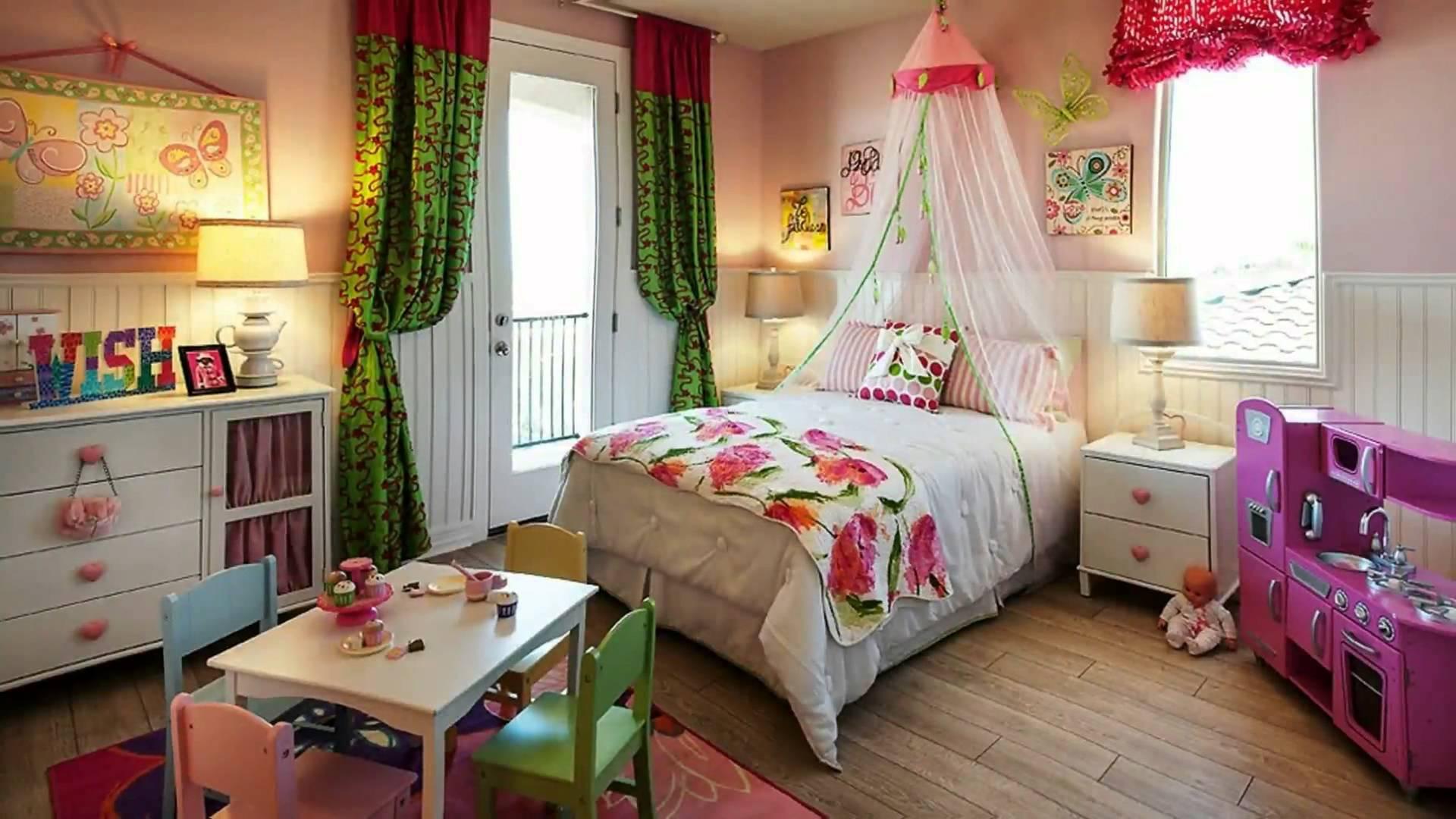 cute little girl room ideas photo - 10