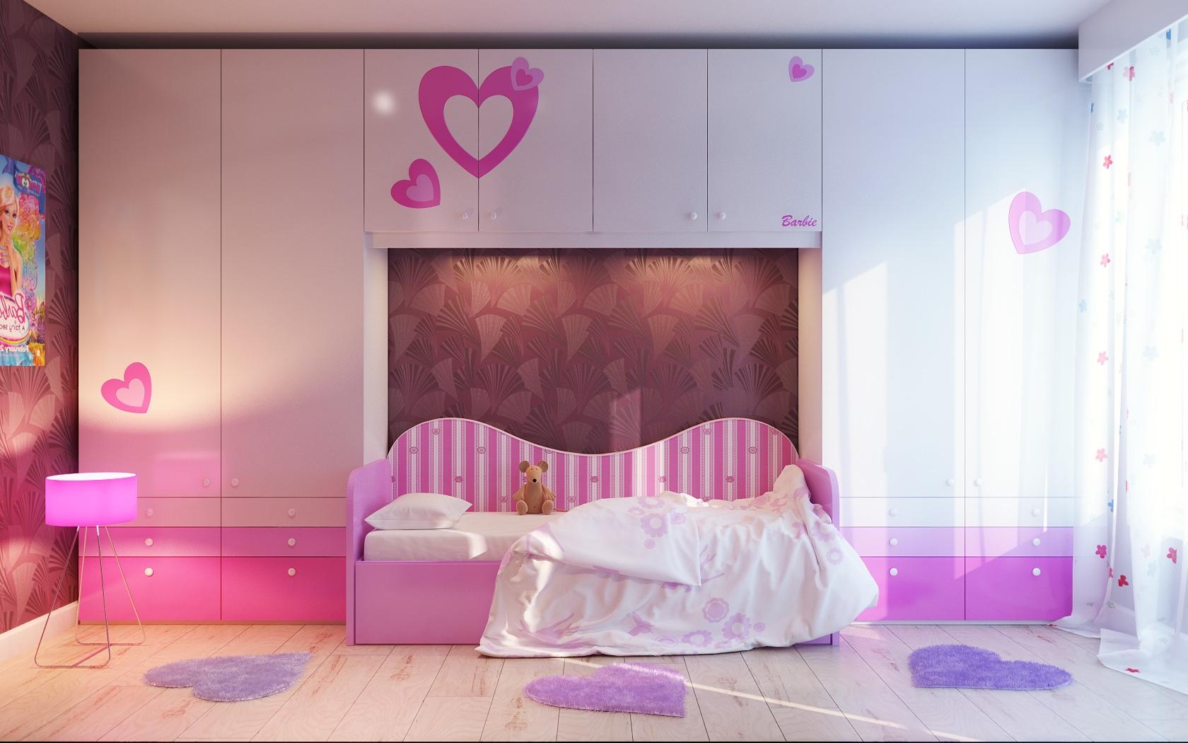 cute little girl room ideas photo - 6