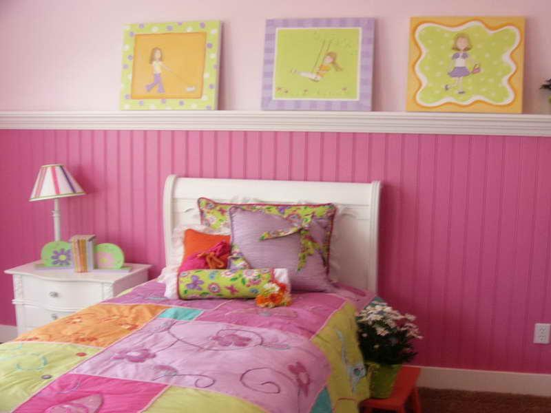 cute little girl room ideas photo - 8