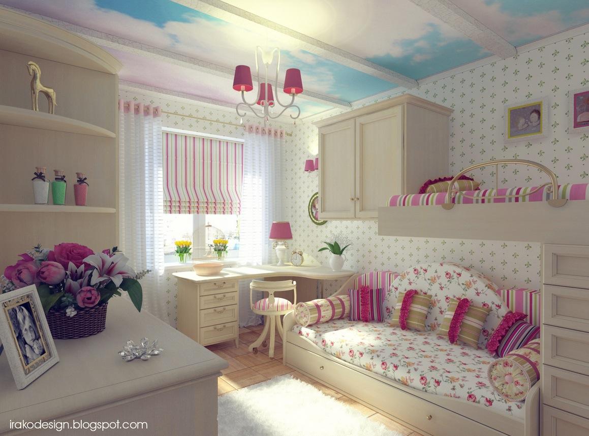 cute little girl room ideas photo - 9