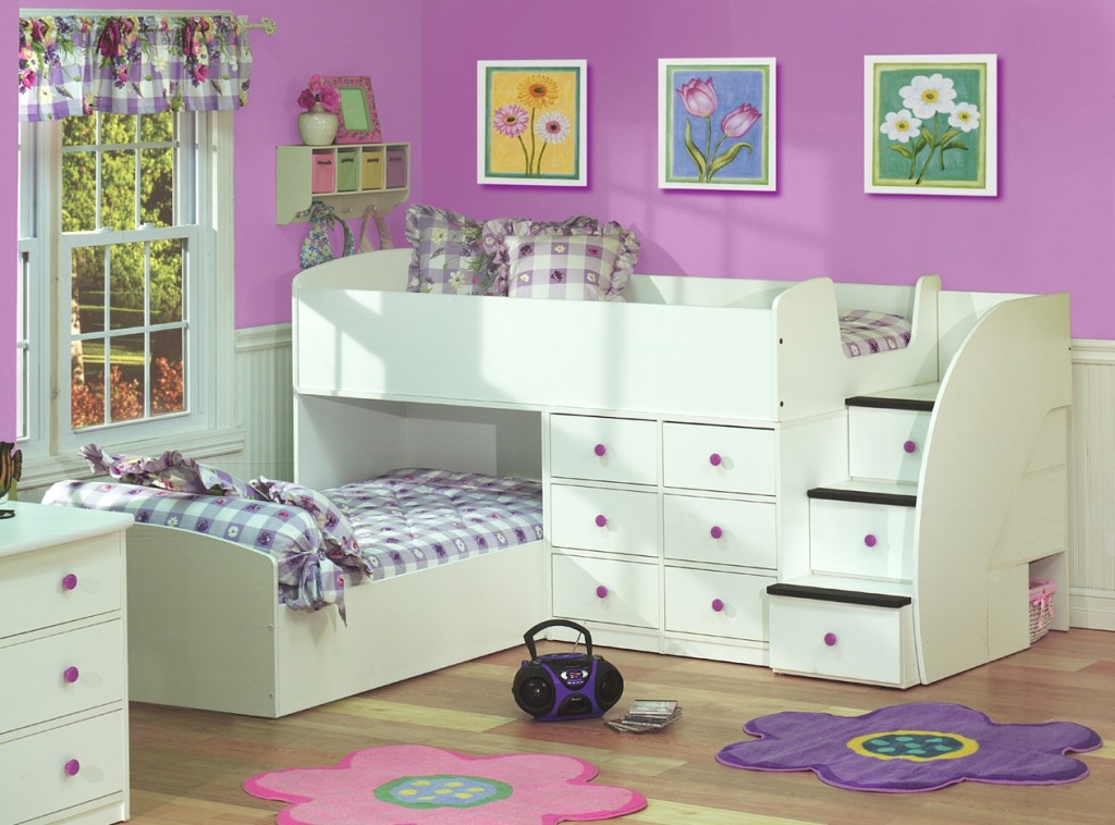 cutest bunk beds photo - 9