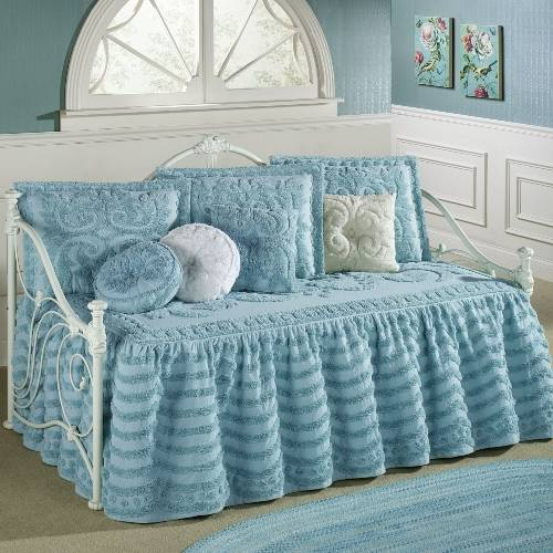 daybed bedding sets blue photo - 1