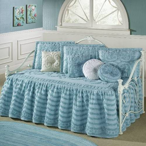 daybed bedding sets blue photo - 7