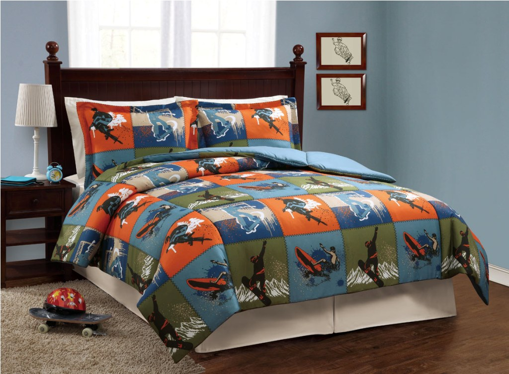 daybed bedding sets for boys photo - 7