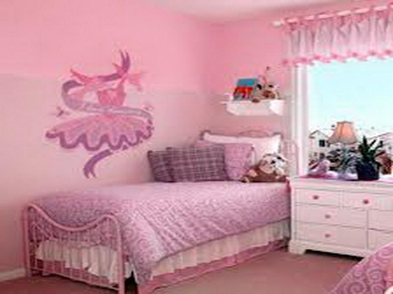 decorating a little girlメs room ideas photo - 1