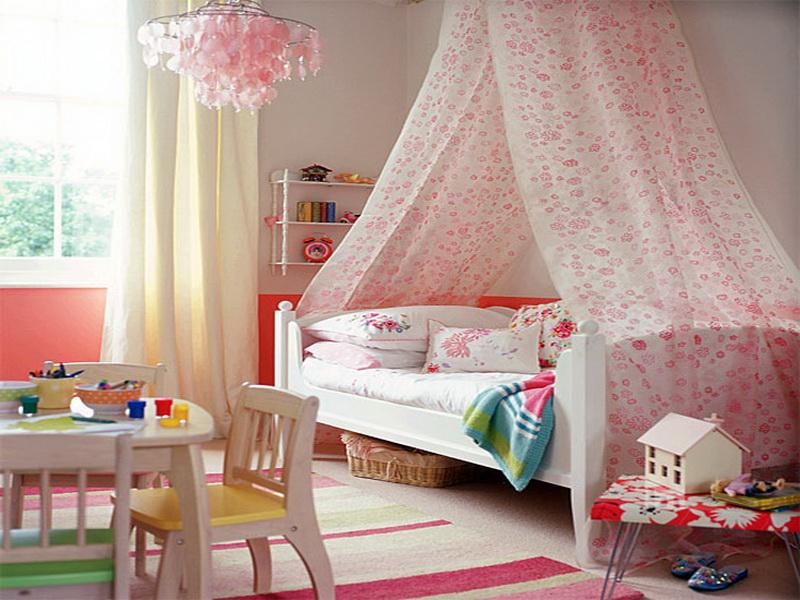 decorating a little girlメs room ideas photo - 4