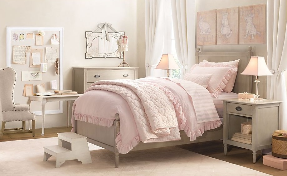 decorating a little girlメs room ideas photo - 6