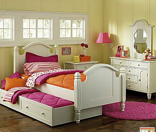 decorating a little girlメs room ideas photo - 7