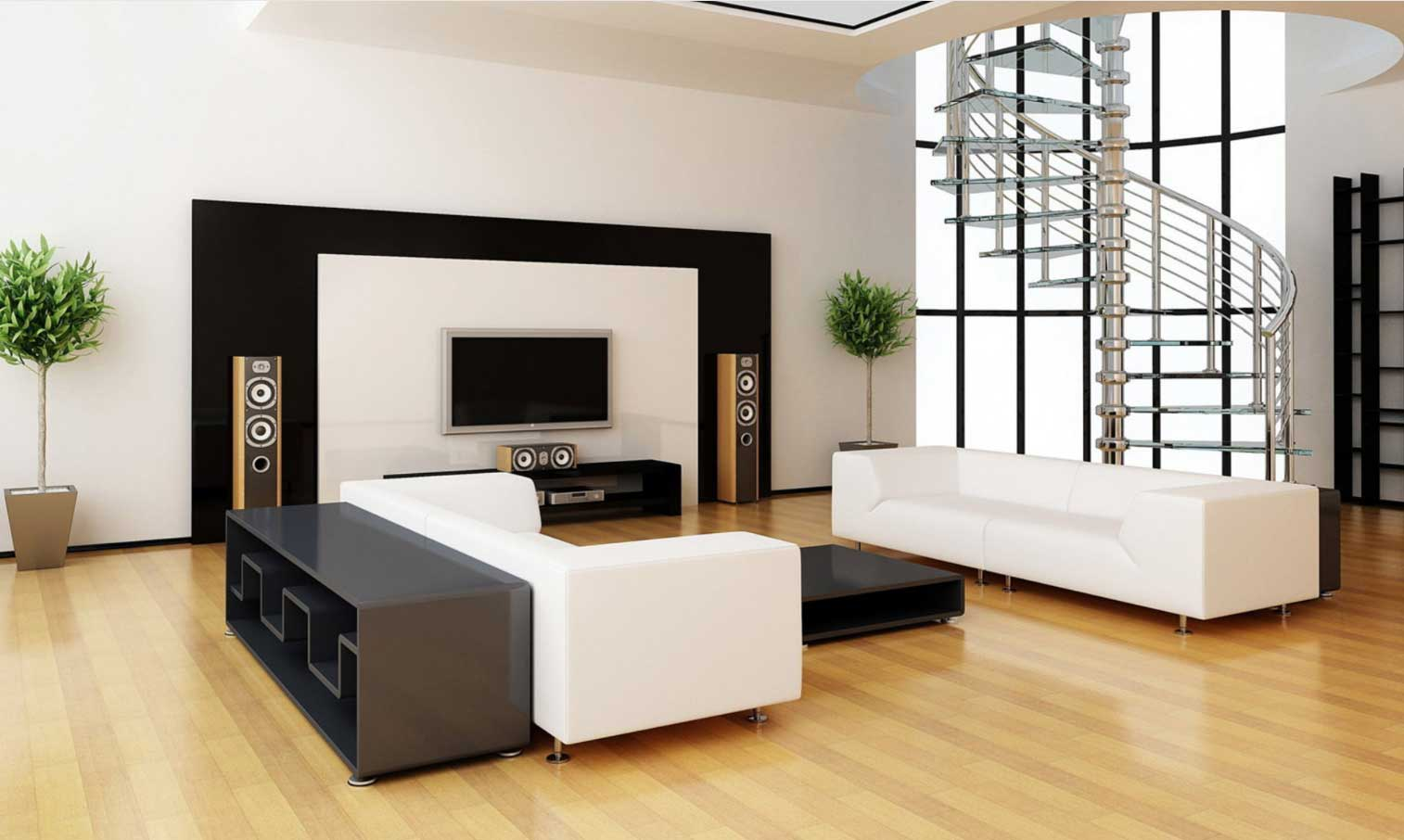 decorating a room with white furniture photo - 10
