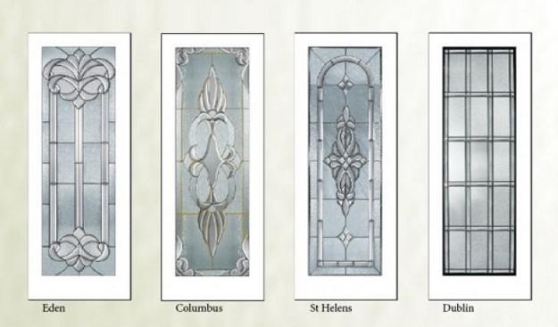 decorative french doors interior photo - 5