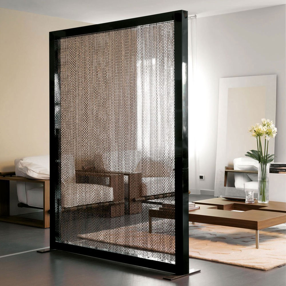 Decorative Hanging Room Divider Photo