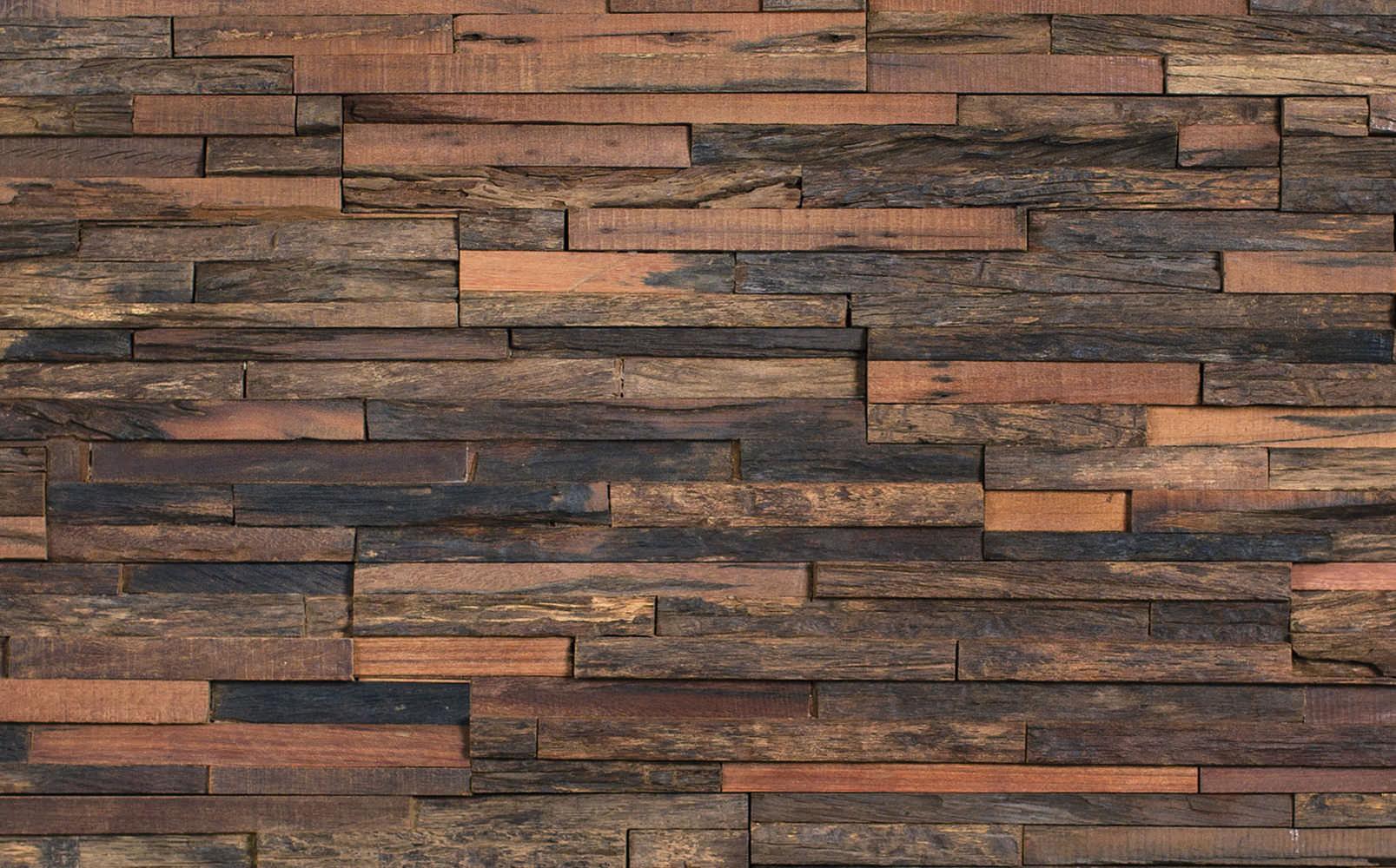decorative wood wall panels designs photo - 1