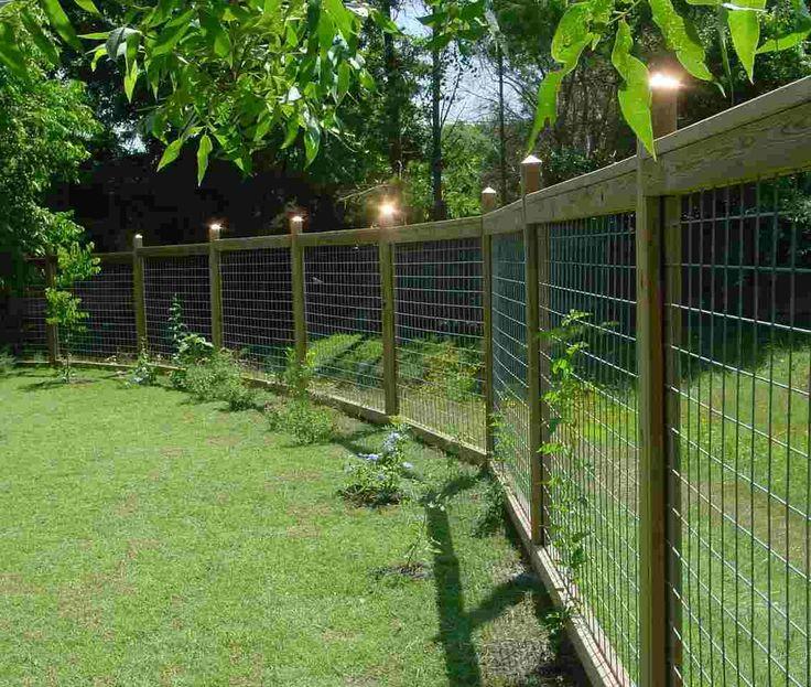 deer fence design ideas photo - 4