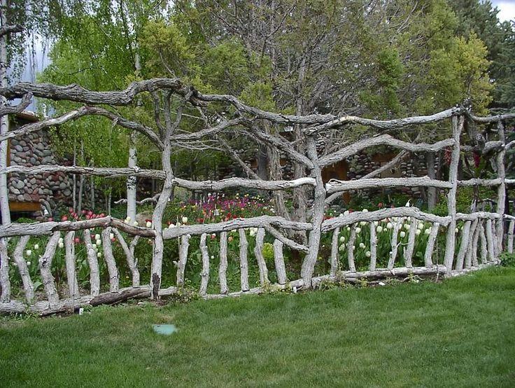 Deer Proof Garden Fencing Ideas Photo   8