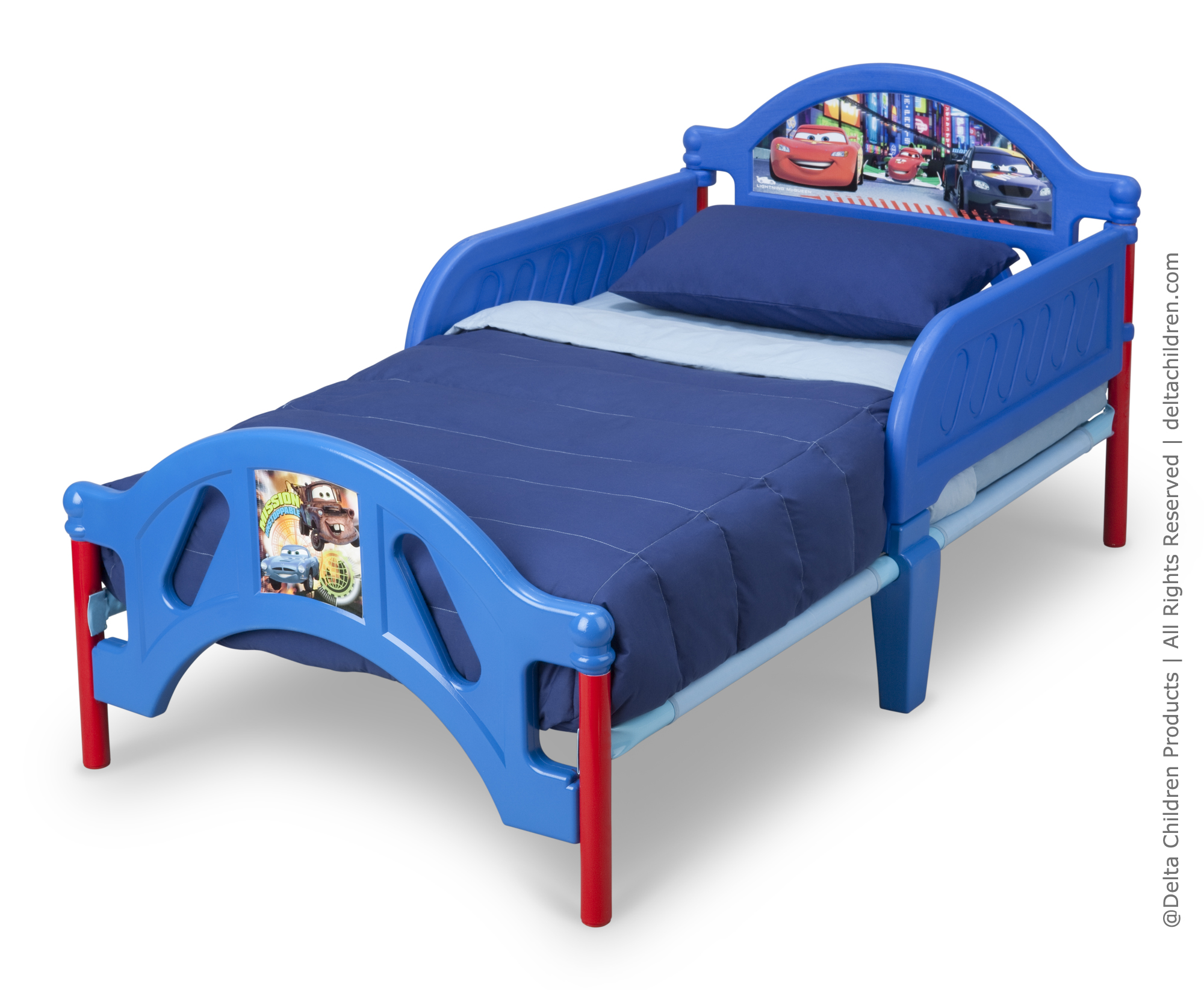 Delta Cars Toddler Bed Instructions Hawk Haven