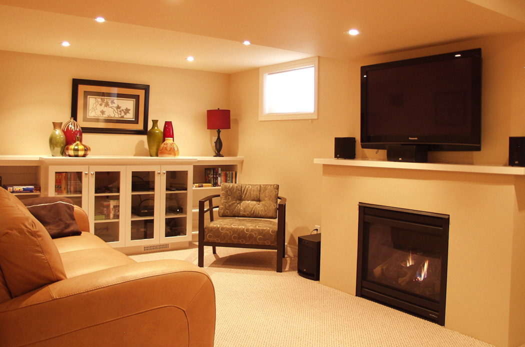 design basement ideas photo - 10
