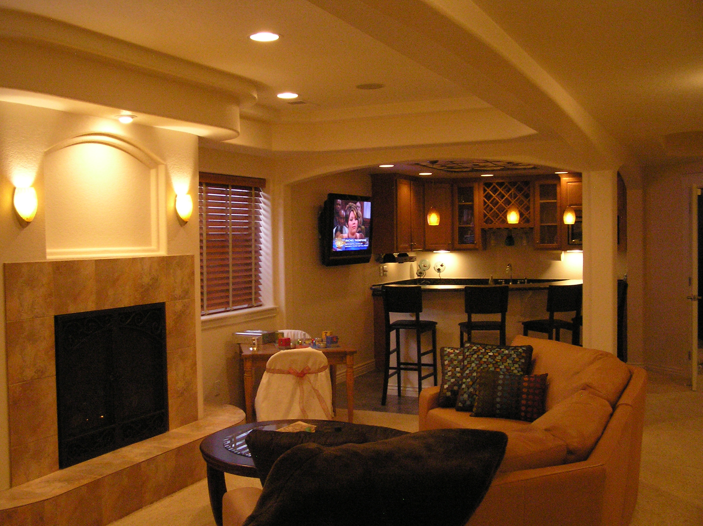 design basement ideas photo - 3