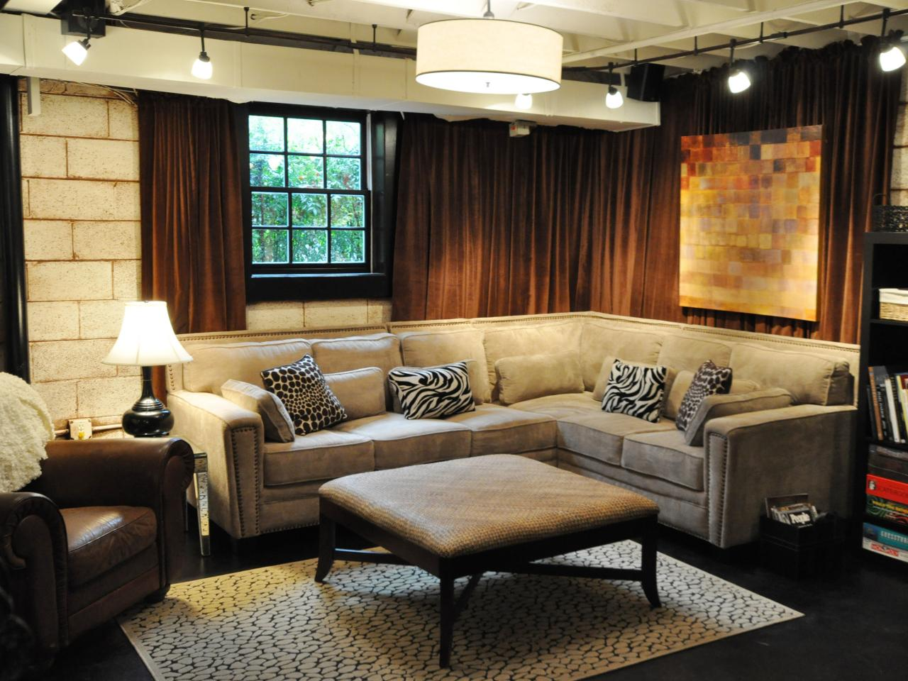 design basement ideas photo - 4