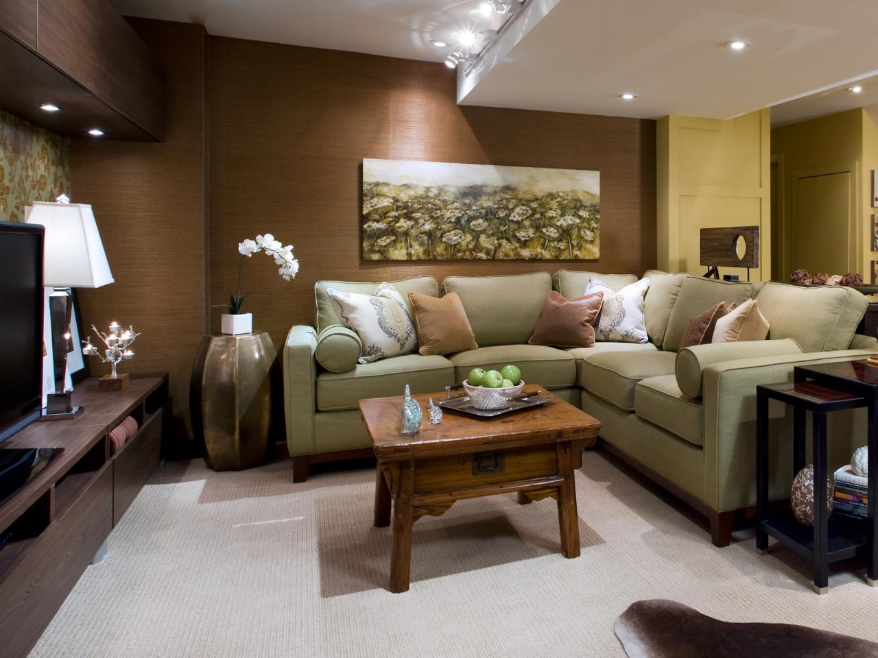 design basement ideas photo - 5